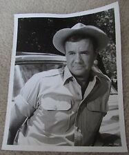 "Vintage Marshall Thompson 8"" X 10"" Original Press Photo Daktari"