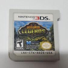 ~* Deer Drive Legends (Nintendo 3DS, 2012) ~ Cartridge ONLY