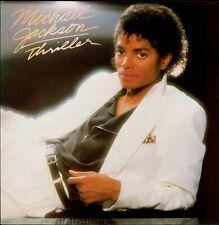 Michael Jackson - Thriller LP (Epic EPC 85930) 1986 NEAR MINT