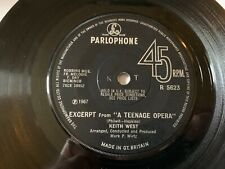 """Keith West / Mark Wirtz Orchestra – Excerpt From """"A Teenage Opera"""" / Theme From"""
