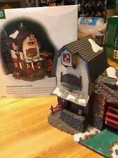 Dept 56 Alpine Village, Getreidemuhle Zwetti Grain Mill #56221 Original Box