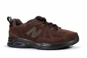 New Balance Men's '624' Cross Training Shoes Brown New in Box