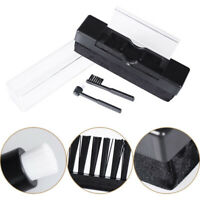 New 2 in 1 Vinyl Record Cleaner Brush Anti Static Stylus Velvet Clean Brush Kit