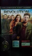 Revolution: The Complete First Season (DVD, 2012-13) Target exclusive w/pendant