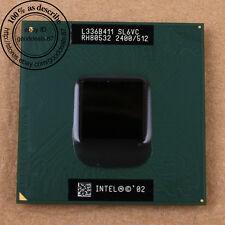 Intel Pentium 4-M - 2.4 GHz (BXM80532GC2400D) SL6VC CPU Prozessor 400 MHz