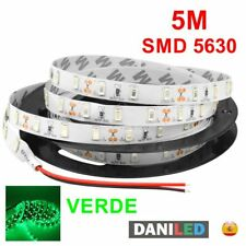 Tira Led 5M 300 led SMD 5630 VERDE INTERIOR IP20