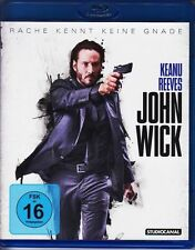 John Wick Blu-Ray Disk
