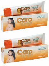 Caro White Lightening Cream Tube 1oz/30g (pack of 2) carrote oil