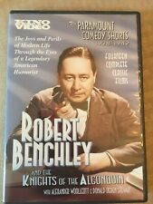 Robert Benchley & Knights Algonquin KINO DVD Paramount Comedy Shorts 1928-42