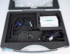 DEXIS DEXUSB PLU 660 CONVERTER BOX WITH 601P SENSOR AND CARRYING CASE DENTAL