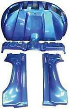 FullBore Plastics - RHINO 4KIT BLU - 4-Piece Body Kit, Blue`