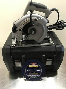Porter Cable 423MAG  Heavy-Duty Circular Saw Left Handed W/ Case