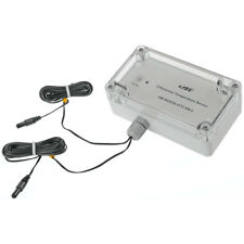 ELV Homematic Differenz-Temperatur-Sensor HM-WDS30-OT2-SM-2, für Smart Home / H