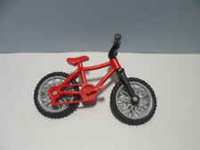 PLAYMOBIL – VTT rouge adulte / Mountain bicycle / 3712 4157 4280 4857