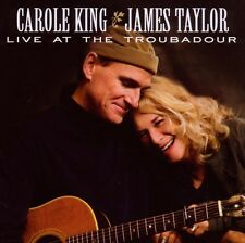 "JAMES TAYLOR & CAROLE KING ""LIVE AT THE..."" CD+DVD"