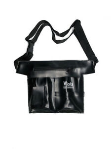 Hairdressing Pouch, Scissor Comb Waist Holster with Belt, Barber Tools Kit