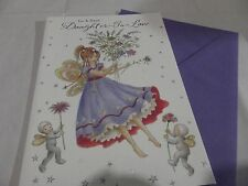 For A Very Dear Daughter-In-Law............. Birthday Greetings Card.