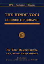 The Hindu-Yogi Science of Breath - MP3CD Audiobook in DVD case