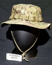 Army Issue ACU GI Multicam OCP Boonie Cap Sun Hat Size 7-1/4 Sekri Industries