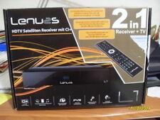 Lennuss L1 Ricevitore satellitare HDTV (DVB-S-S2) alimentabile 12Vcc e o 230Vca