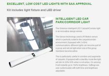 "LED intelligent Batten 24W 600mm ""IR Sensor"" Commercial Project Quality"