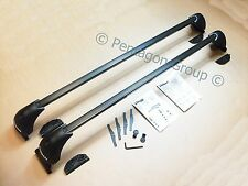 New Genuine Nissan Qashqai 2014- Steel Roof Bars/Rack Carrier System KE7304E500