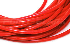 Silicon/Silicone (1/8 Inch / 3mm ID) Vacuum Hose Tubing - Red 1m
