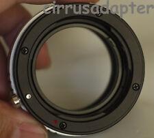 Nikon F AI AI-S lens adapter Sony Alpha NEX-7 NEX-5N NEX-C3 NEX-VG10 NEX-5 NEX-3