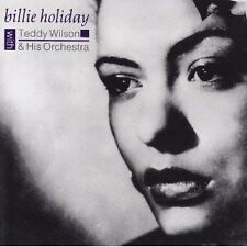 Billie Holiday with Teddy Wilson & Orchestra NR MINT!
