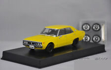 1:43 DISM NISSAN Datsun 240K GT Die Cast Model Yellow
