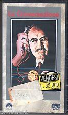 La conversazione (1974) VHS  CiC  Video Ed.  Gene Hackman Coppola