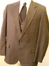 VTG mens Atiene Caron THICK WOOL blend Blazer Sport Coat Jacket 40 R MED NEWYORK