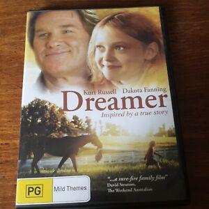 Dreamer DVD R4 Like New! FREE POST