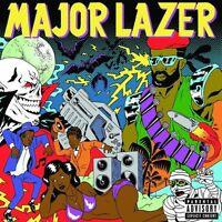 Major Lazer - Guns Don't Kill People… Lazers Do [CD]