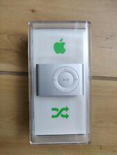 New! Apple iPOD SHUFFLE MA564LL/A 2nd Generation 1 GB Very Rare
