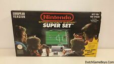 Nintendo Nes Super Set - European Version