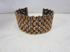 Vintage Renoir Copper Bangle Bracelet