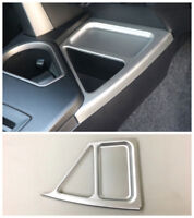Indoor Storage Box Decoration Car Styling Trim Cover For Toyota RAV4 2016-2018