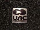 Doom UAC Retro PC Logo Label Decal Case Sticker Aufkleber Badge 478b