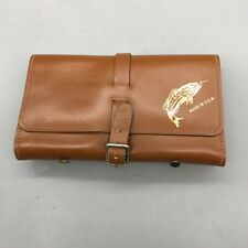 Vintage Common Sense Leather Fly Wallet With Extras - Fast Shipping - F26