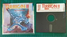 "TURRICAN 2 : floppy Disc 5,25"" ORIGINALE Commodore 64 test ok C64"