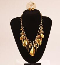 Gold Tone Chain Pendants Jxjp New Necklace Earrings Set Premium Fashion Jewelry