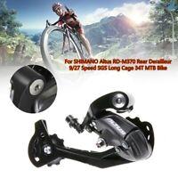 Shimano Altus RD-M370 Rear Derailleur 9S MTB Bike Rear Derailleur Bike Part
