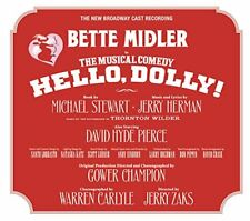 Dolly! New Broadway Cast of Hello - Hello, Dolly! (New Broadway Recording) [CD]