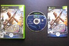 MEDAL OF HONOR SOLEIL LEVANT : JEU Microsoft XBOX (EA Games COMPLET envoi suivi)