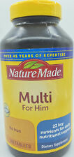Nature Made Multi for Him - 300 Tablets