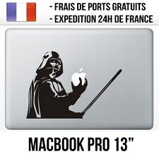 "Sticker Macbook Pro 13"" - Darth Vader Apfel"