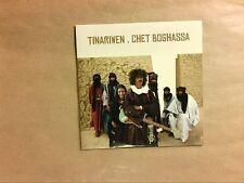 RARE CD PROMO 1 TITRE / TINARIWEN / CHET BOGHASSA / TRES BON ETAT