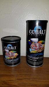 COBALT AQUATICS BRINE SHRIMP FLAKES 1.5 OZ or 3.0 OZ PREMIUM FISH FOOD
