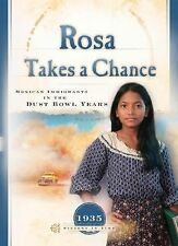 Rosa Takes a Chance: Mexican Immigrants in the Dust Bowl Years 1935 Sisters i